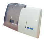 Dispenser de toallas intercaladas - pvc