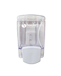 Dispenser de jabón líquido Clear 400ml - Acrílico y ABS